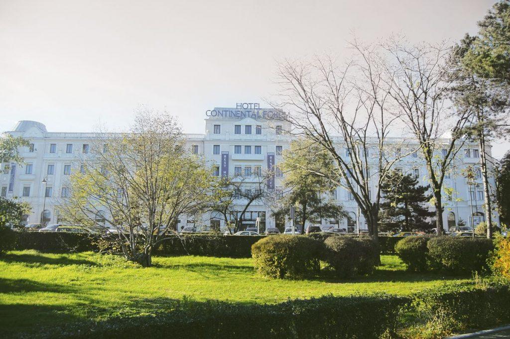 Hotel Continental Forum, Sibiu