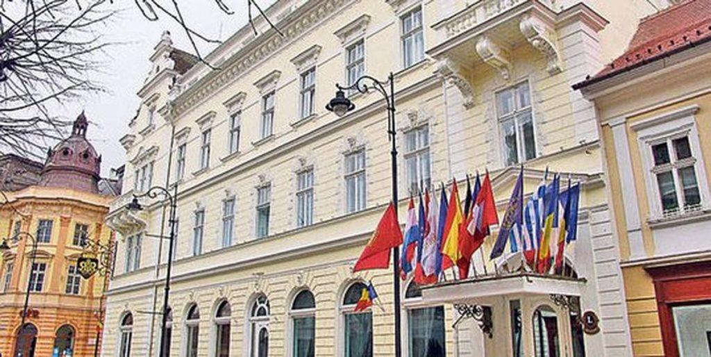 Hotel Împăratul Romanilor, Sibiu